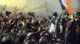 Napoleon rallies the army sent to destroy him during the 100 Days