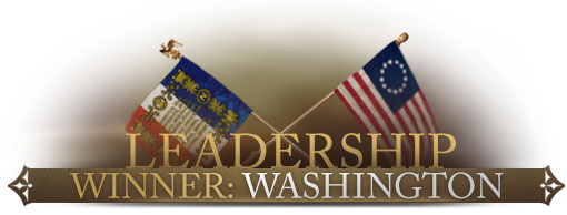 napoleon_washingtonLeadership