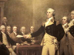 Dec 23, 1783, Washington Resigns