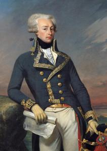 Marquis de La Fayette