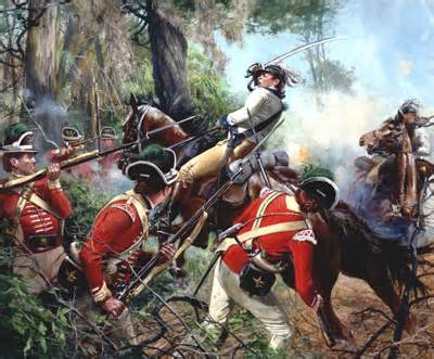 tactics during the revolutionary war American civil war battles were fought using the same tactics that were used during the revolutionary war nearly a century before the primary infantry.