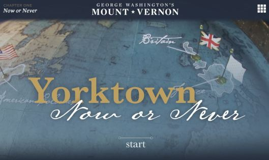 Yorktown: Now or Never