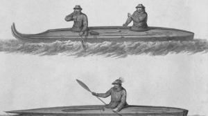 Eskimo boats are some of the finest naval technology at the time. Find out more about them in West of the Revolution
