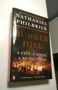 Nathaniel Philbrick's Bunker Hill